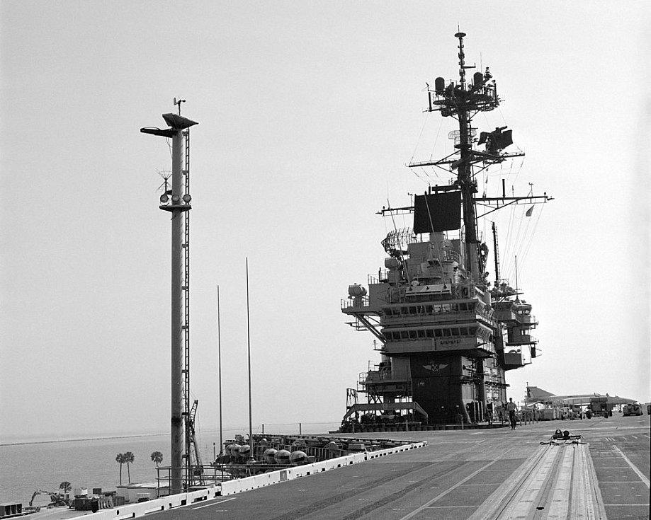 Letadlová loď USS Forrestal