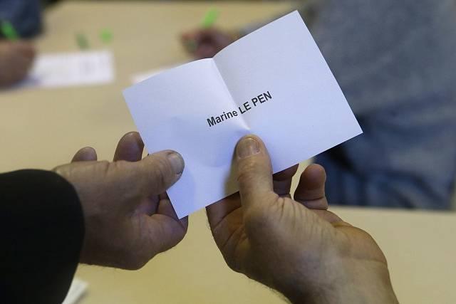 Volební lístek