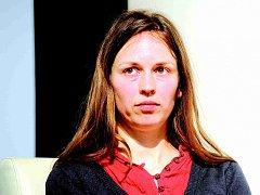 Právnička z Ligy lidských práv Zuzana Candigliota