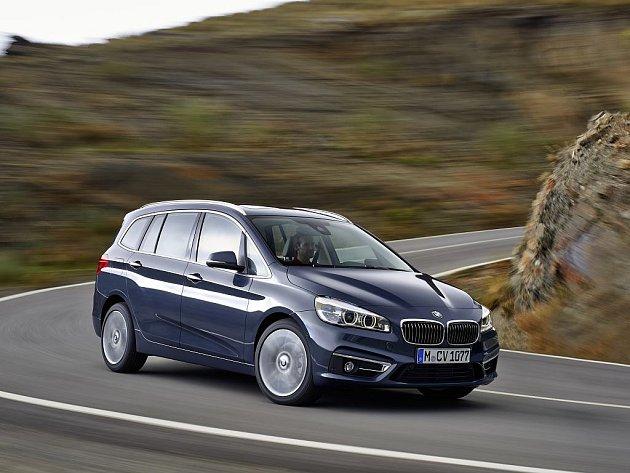 BMW 2 Gran Tourer.