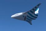 Nový koncept letadla Maverick.