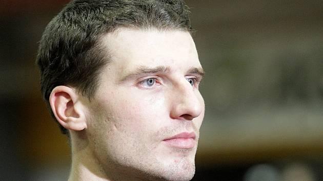 Výškař Jaroslav Bába.