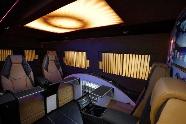 Brabus Business Lounge.