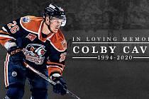 Smrt Colbyho Cavea zasáhla i hokejový Bakersfield.