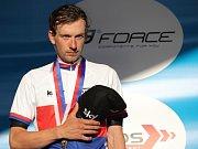 Leopold König vybojoval titul v časovce na mistrovství ČR.