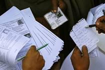 Volby v Indii. Ilustrační foto
