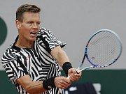 Tomáš Berdych zvládl vstup do Roland Garros.