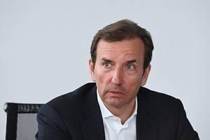 Spolumajitel investiční skupiny Penta Marek Dospiva.