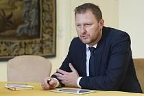 Český velvyslanec při EU Jakub Dürr