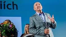 Petr Nárožný na festivalu komedie v Novém městě nad Metují