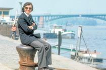 JEDNOU NOHOU V CIZINĚ. V roce 1971 Karel Gott zvažoval, že zůstane v Německu.