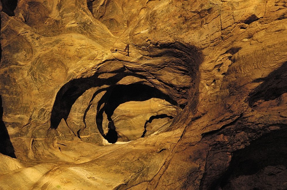 Kateřinská jeskyně v Moravském krasu
