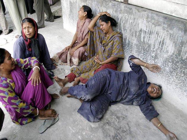 V Bangladéši jsou násilnosti na denním pořádku.