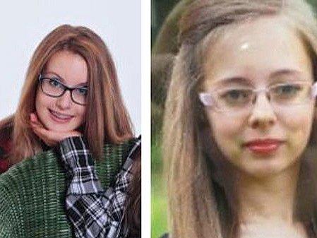 Kateřina Kardošová a Lucie Hlavatá