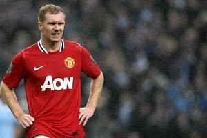 Paul Scholes, legenda Manchesteru United.