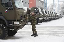 Nové Tatry pro armádu ČR