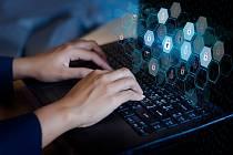 Počítače a zabezpečení - Ilustrační foto
