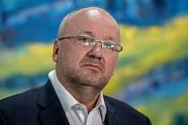 Nový generální ředitel Lesy ČR Josef Vojáček byl představen 13. srpna v Praze