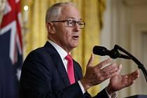 Premiér Austrálie Malcolm Turnbull