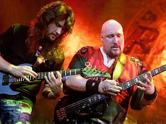 Metalová legenda Rage