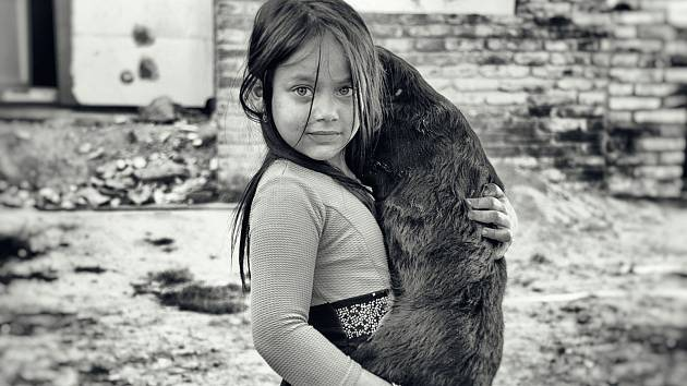 Vítězný snímek autora holčičky z Teplic ze soutěže Photo Open