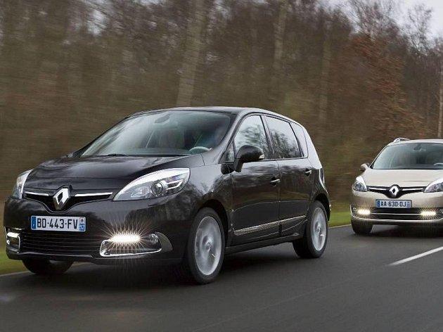 Nový Renault Scénic