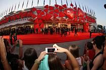 Filmový festival v Benátkách. Ilustrační foto