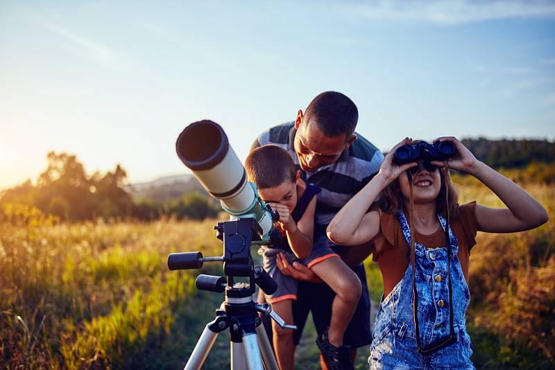I malé přiblížení pozvedne astronomické pozorování na novou úroveň