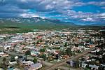 Ve Whitehorse žijí téměř dvě třetiny obyvatelstva Yukonu, přesto jako velkoměsto nevypadá.