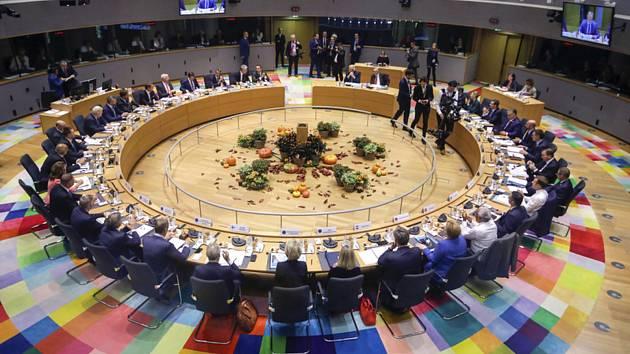 Summit EU k brexitu