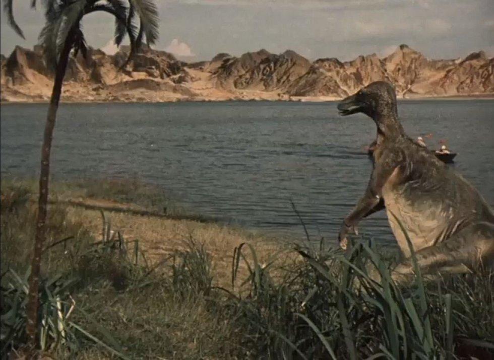 Hadrosauři žili v době před 66 miliony let
