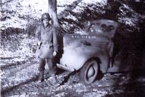 """""""Osvoboditel Zbraslavi"""", francouzský poručík Paul Pin, který dokázal v hodině dvanácté oblafnout esesáckého velitele a vynutit si jeho kapitulaci"""