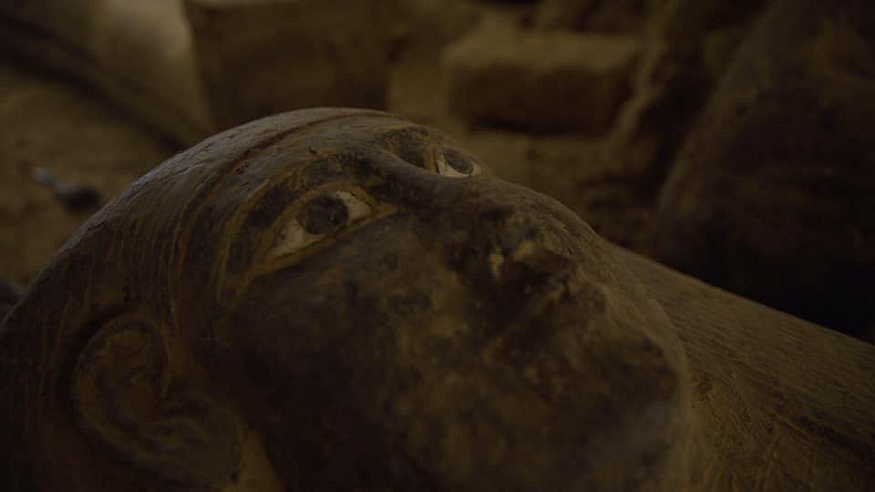 Po tisíce let zůstaly tyto sarkofágy neotevřeny