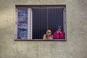 Detenční centrum pro migranty v Bělé-Jezové