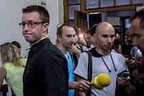 Vrchní soud v Praze projednával 27. července odvolání v případu Lukáše Nečesaného (na snímku), kterému hradecký krajský soud nepravomocně uložil 13 let vězení za pokus o vraždu kadeřnice v Hořicích na Jičínsku.