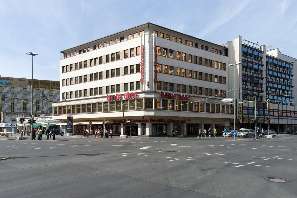 Erotické muzeum pojmenované po Beate Uhse.