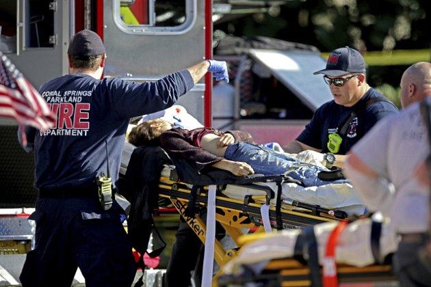 Střelba na floridské škole