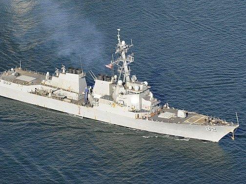 Americký raketový torpédoborec Lassen