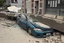 Zemětřesení o síle 6,3 stupně Richterovy stupnice zasáhlo v úterý město Christchurch na Novém Zélandu.