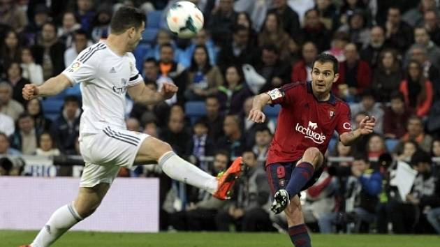 Real Madrid vs. Osasuna Pamplona