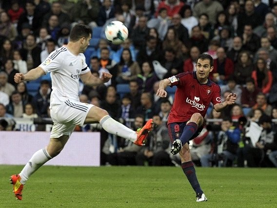 Real Madrid vs. Osasuna Pamplona