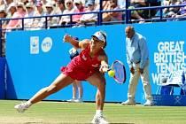 Angelique Kerberová během finále