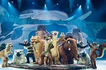 Soutěž o vstupenky na originální show Doba ledová