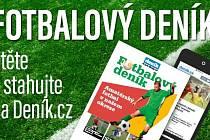 Fotbalový deník.