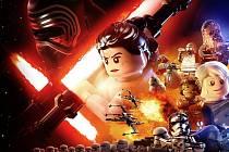 Počítačová hra Lego Star Wars: The Force Awakens.