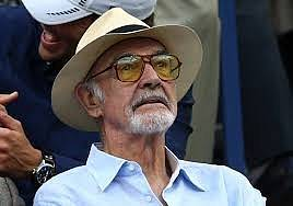 Herec Sean Connery