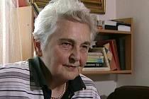Ve věku 87 let dnes v Praze zemřela signatářka Charty 77 Libuše Šilhánová.