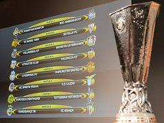 Los osmifinále Evropské ligy: Sparta vyzve Lazio