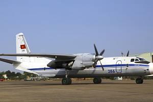 Letoun AN-26. Ilustrační snímek