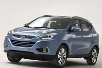 Jihokorejská automobilka Hyundai ukázala novou podobu svého terénního modelu ix35, který se bude vyrábět v moravských Nošovicích.